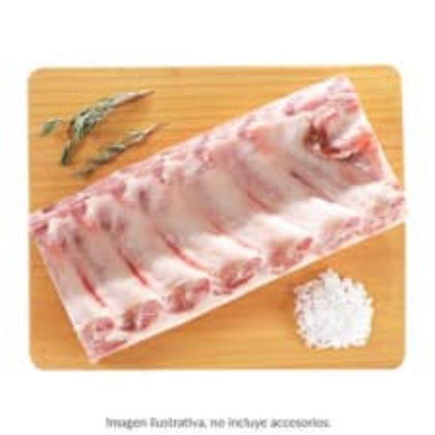 Oferta de Costillas de cerdo baby back por kg por $179