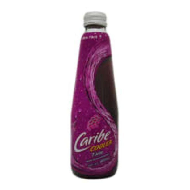 Oferta de Bebida alcohólica preparada Caribe Cooler tinto 300 ml por $19.6