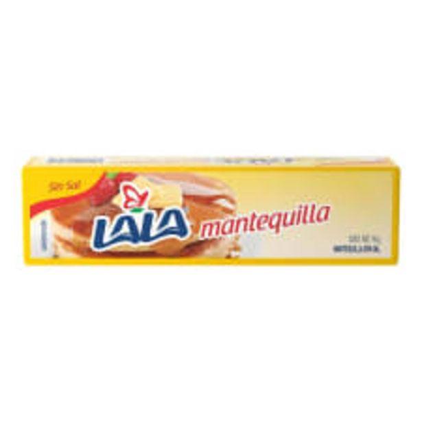 Oferta de Mantequilla sin sal Lala en barra 90 g por $12.95