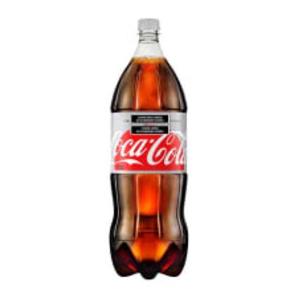 Oferta de Refresco Coca Cola light botella de 2 l por $33