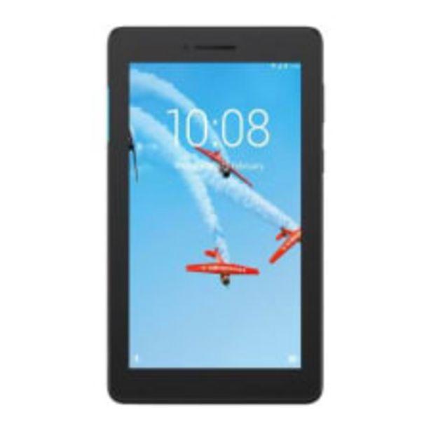 Oferta de Tablet Lenovo 8GB TB-7305F Negra por $1499