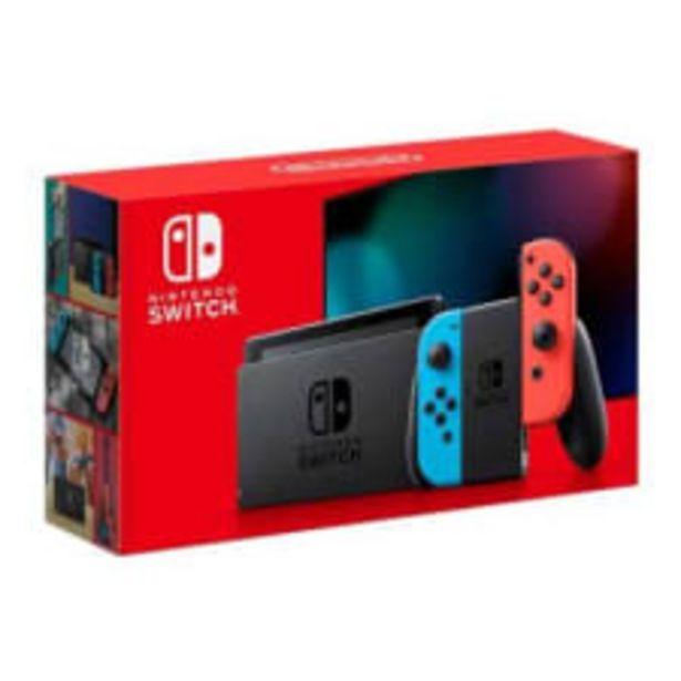 Oferta de Consola Nintendo Switch Neon V 1.1 por $8690