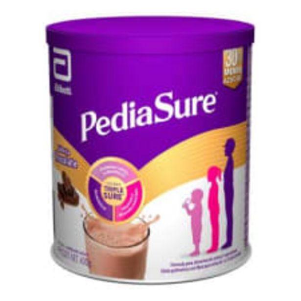Oferta de Fórmula para alimentación PediaSure enteral especializada sabor chocolate 400 g por $294