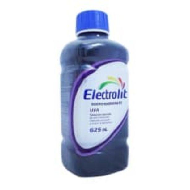 Oferta de Suero rehidratante Electrolit sabor uva 625 ml por $20.9