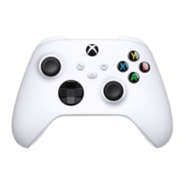 Oferta de Control Inalámbrico Xbox One Series X/S Robot White por $1579