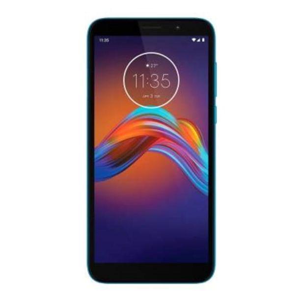 Oferta de Smartphone Motorola Moto E6 Play Azul Movistar por $2699