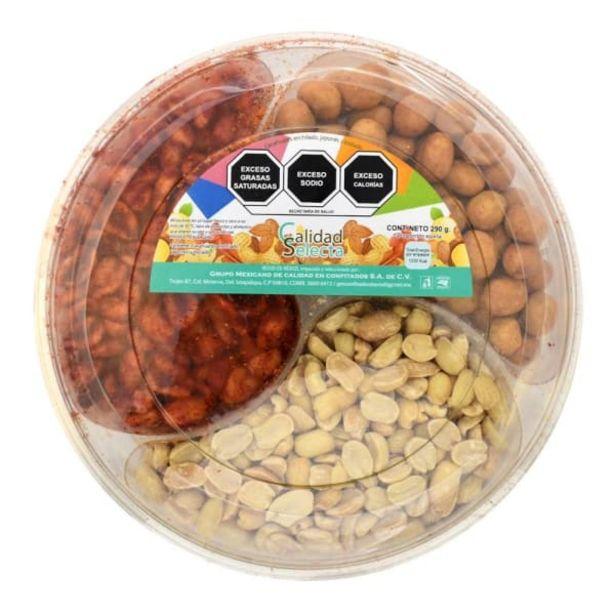 Oferta de Cacahuates Calidad selecta enchilados japonés y tostado 290 g por $45
