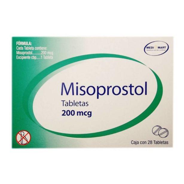 Oferta de Misoprostol Medi Mart 200 mcg 28 tabletas por $489