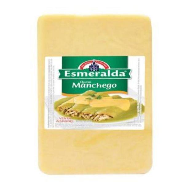 Oferta de Queso manchego Esmeralda por kg por $204
