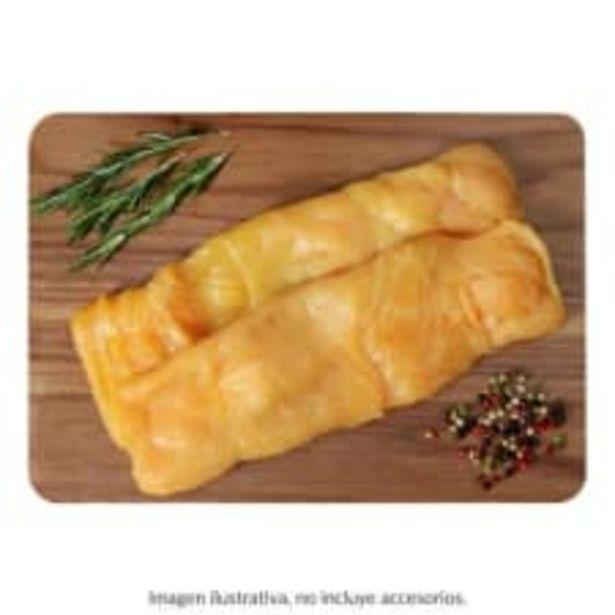 Oferta de Milanesa de pechuga de pollo por kg por $129