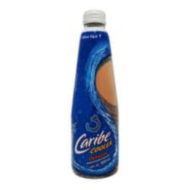 Oferta de Bebida alcohólica preparada Caribe Cooler durazno 300 ml por $19.6