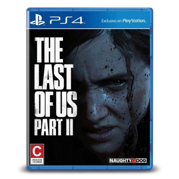 Oferta de The Last of Us Part II PlayStation 4 Edición Estandar por $1749