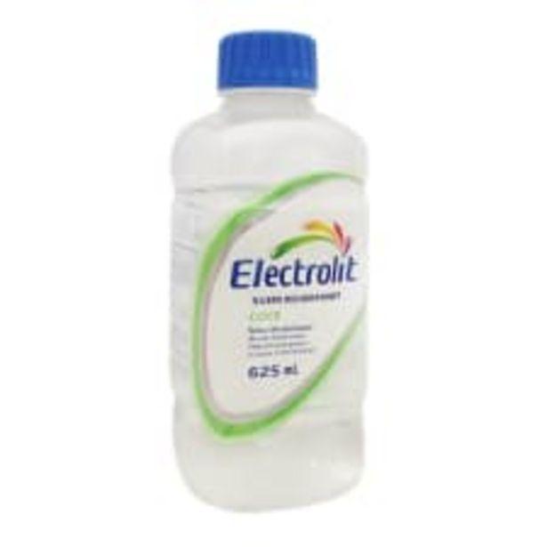 Oferta de Suero rehidratante Electrolit sabor coco 625 ml por $20.9
