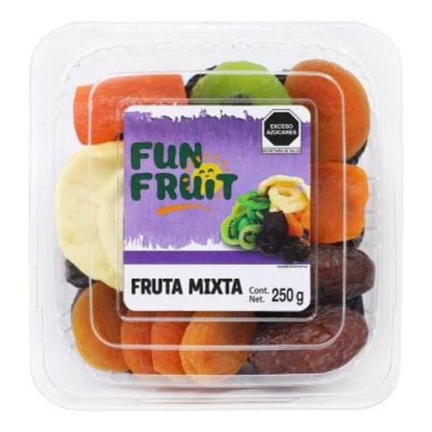 Oferta de Fruta seca Fun Fruit mixta 250 g por $55
