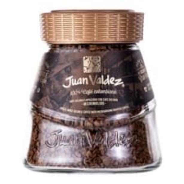 Oferta de Café soluble Juan Valdez premium colombiano 190 g por $209