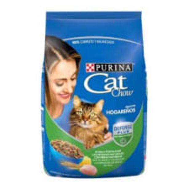 Oferta de Alimento para Gato Purina Cat Chow Adultos Hogareños Sabor Carne 3.0 kg por $229
