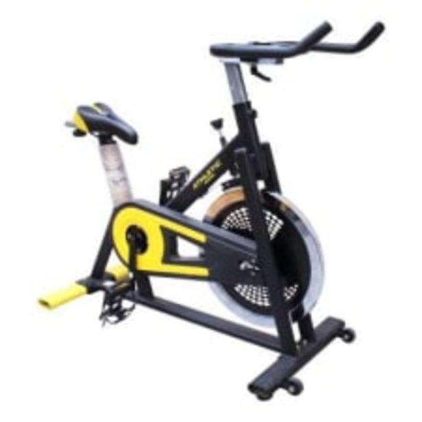 Oferta de Bicicleta de Spinning Athletic Works Fija 13 Kg por $4490