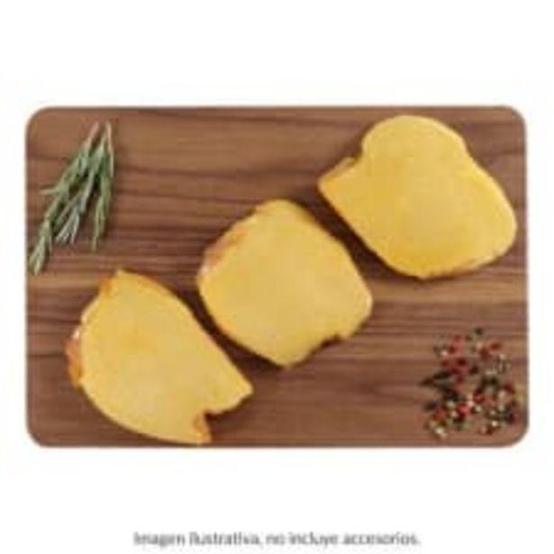 Oferta de Muslo de pollo por kg por $62