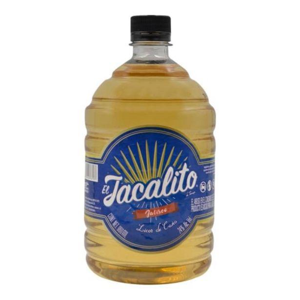 Oferta de Licor de caña El Jacalito 960 ml por $31