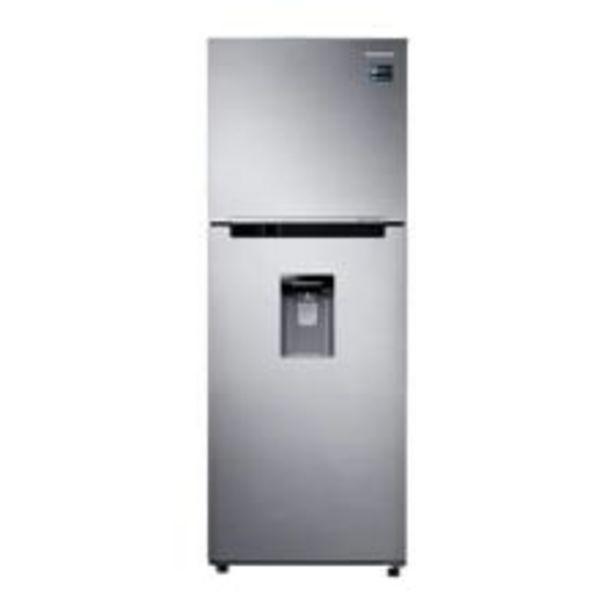 Oferta de Refrigerador 11 Pies Samsung con Despachador Silver por $9251