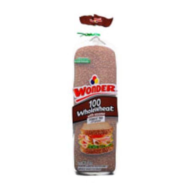 Oferta de Pan integral Wonder con ajonjolí 567 g por $42