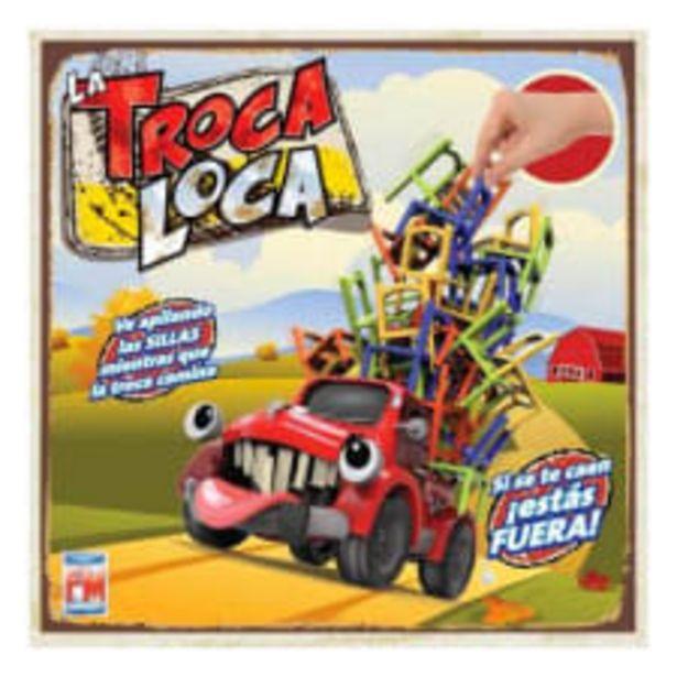 Oferta de Juego de Mesa Fotorama La Troca Loca por $349