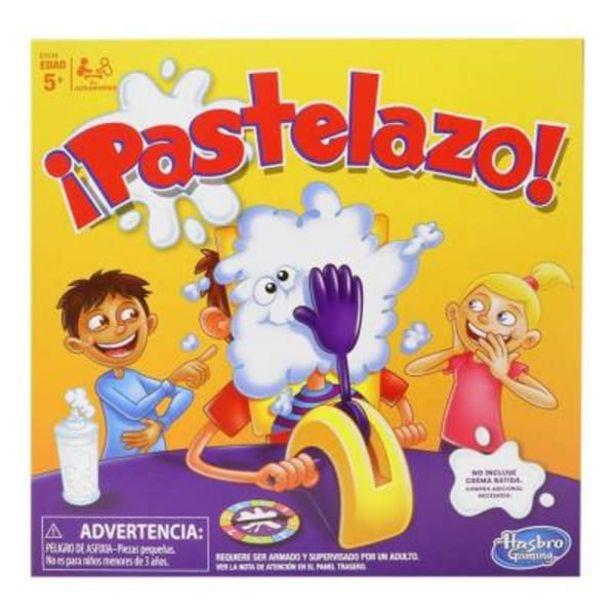 Oferta de Juego de Mesa Hasbro Pastelazo por $449