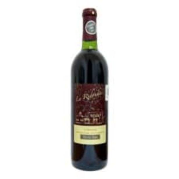 Oferta de Vino Tinto La Redonda Ruby 750 ml por $99