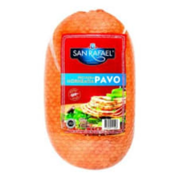 Oferta de Pechuga de pavo San Rafael horneada por kg por $336