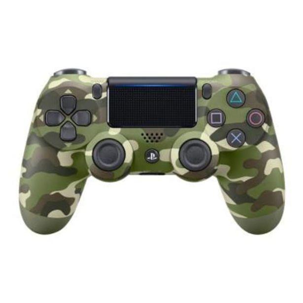 Oferta de Control Inalámbrico PlayStation 4 DualShock 4 Camuflaje Verde por $1589