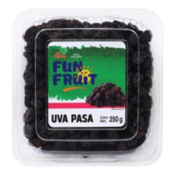 Oferta de Uva pasa Fun Fruit 250 g por $35