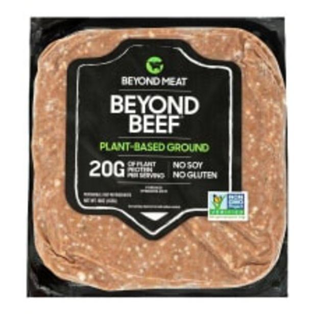 Oferta de Alimento vegano Beyond Meat tipo carne molida 453 g por $209