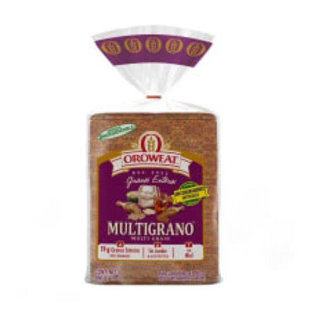 Oferta de Pan integral Oroweat multigrano 680 g por $56