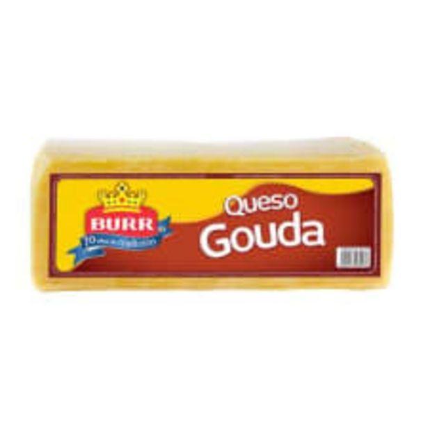Oferta de Queso gouda Burr por kg por $160