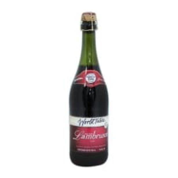 Oferta de Vino Tinto World Table Lambrusco 750 ml por $98.5