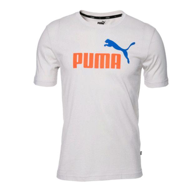 Oferta de Puma Ess 2 Col Logo Tee 587083 51 (Negro) por $399