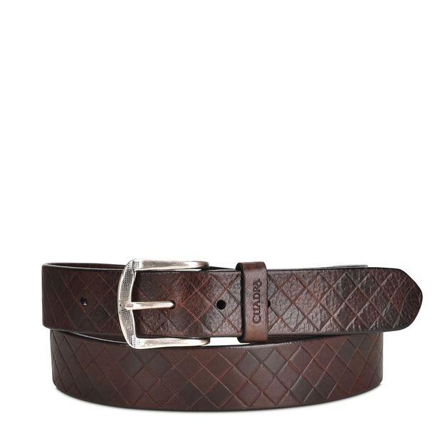 Oferta de Cinturón de piel para caballero por $1116