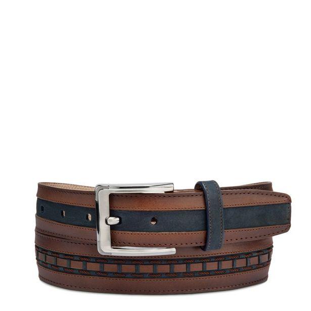 Oferta de Cinturón de piel almendra por $1196