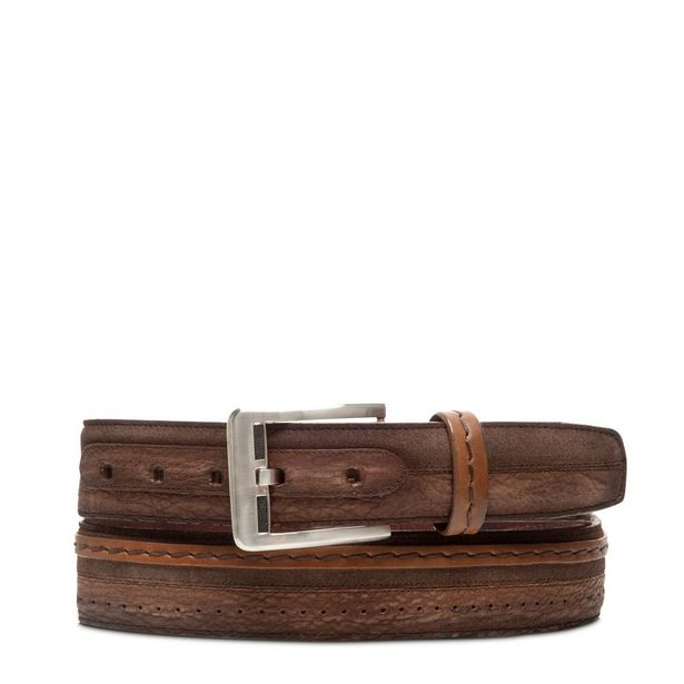 Oferta de Cinturón de piel para hombre por $1201