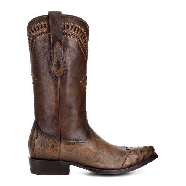 Oferta de Bota tradicional de avestruz por $2517