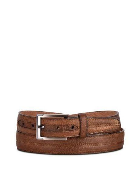 Oferta de Cinturón para caballero de venado por $1047