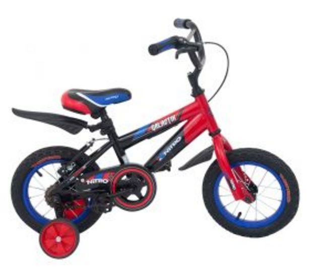 Oferta de Bicicleta Nitro R12 Galactik por $1599