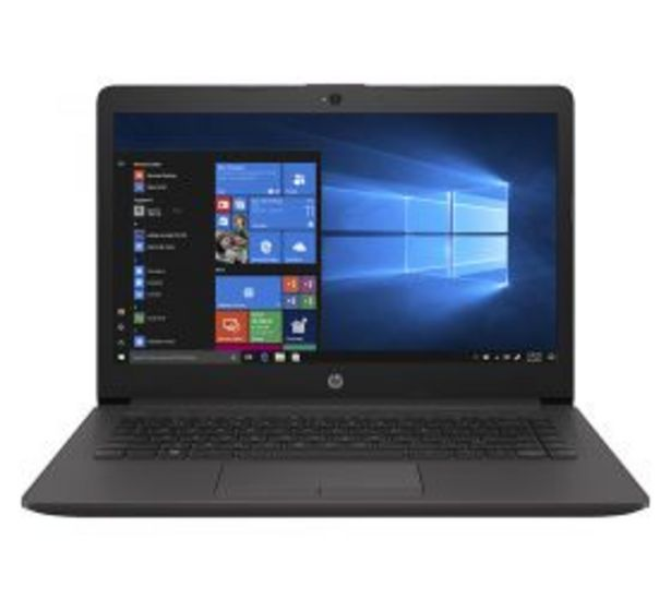 Oferta de Notebook HP 240 1F3U2LA 14'' Intel Core I3 4GB RAM 500GB Negro por $14899