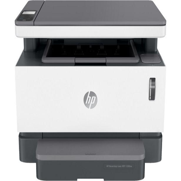 Oferta de Impresora Multifunción Hp Laser Neverstop 1200Nw Monocromática. por $6699