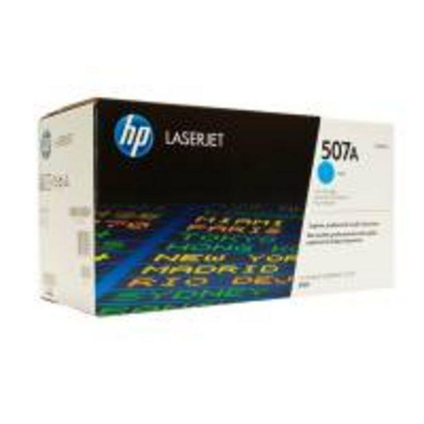 Oferta de Toner Hp 507A Cyan Para Laserjet Color M551Dn, M551N -6,000 Paginas por $7078