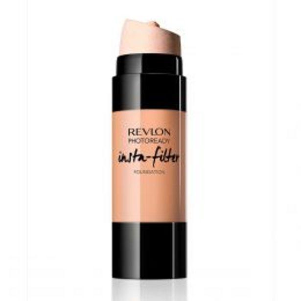 Oferta de Base De Maquillaje Photoready Insta Filter Medium Beige Revlon por $179