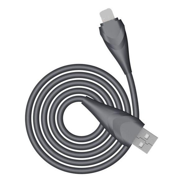 Oferta de Cable Usb Micro Usb 1.20 Metro Mobilecity Qy-14 Color Gris por $120
