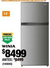 Oferta de Refrigeradores por