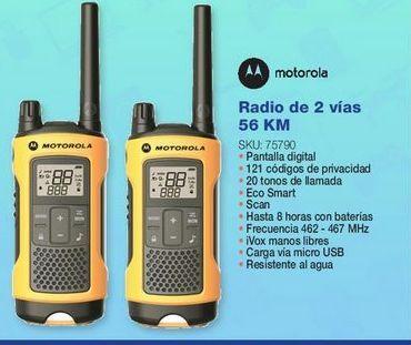 Oferta de Radio Motorola por