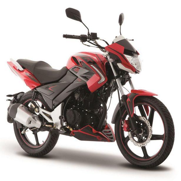 Oferta de Motocicleta de Trabajo Italika FT250 TS Rojo con Negro por $35999